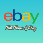 Full Form of eBay