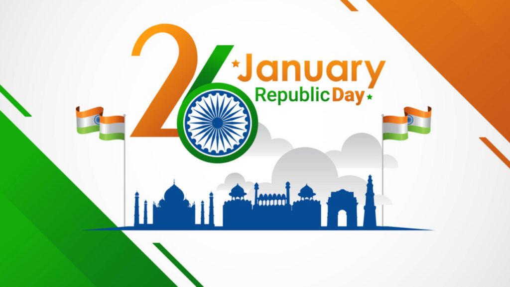 Happy Republic Day 2020 Images 3D