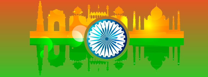 Republic Day Cover Photo for Facebook