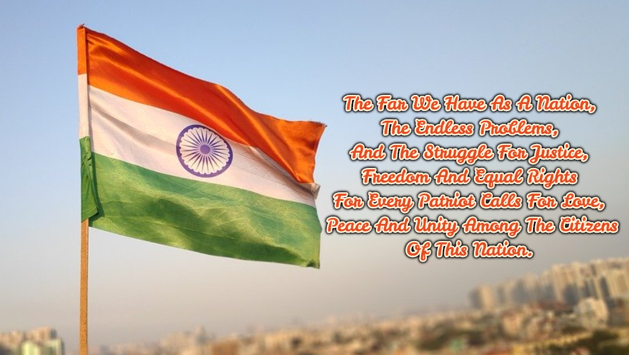 Happy Republic Day Quotes for Whatsapp Facebook Status 2020