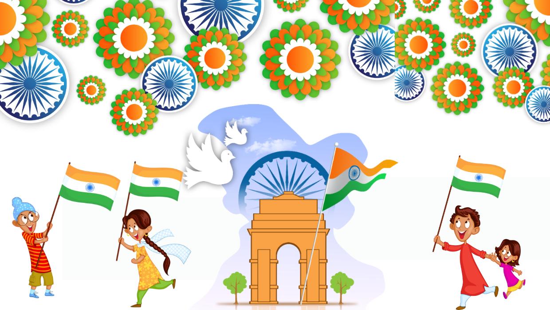 Short Essay On Republic Day 26 January In Hindi Language