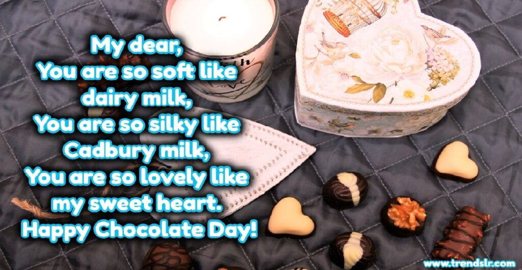 Chocolate Day 2020 Quotes Wishes