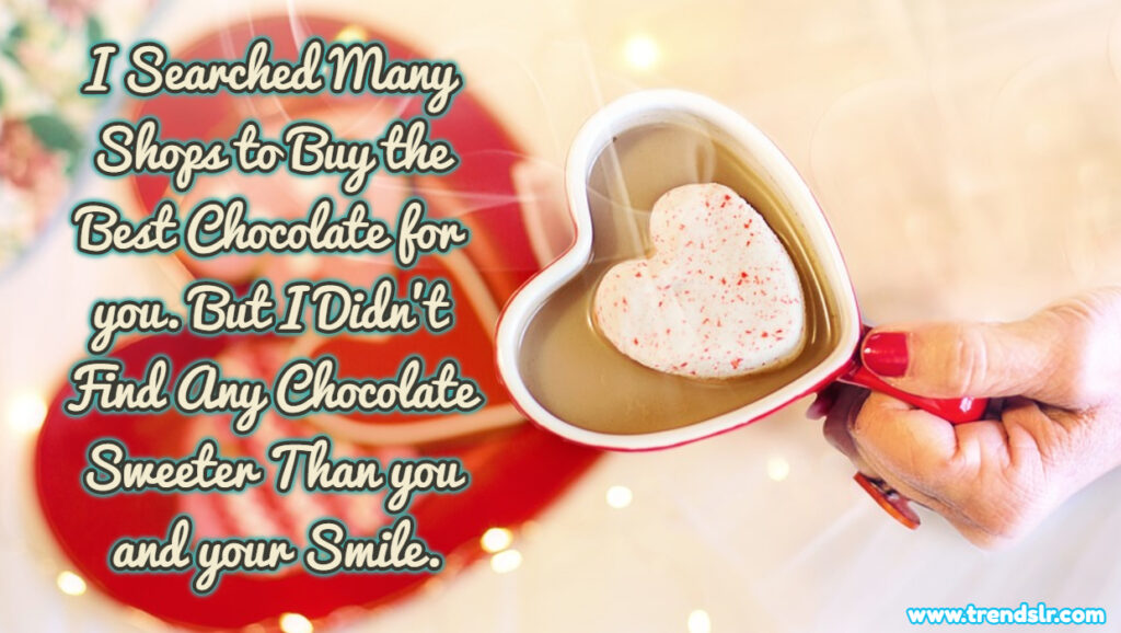 Chocolate Day 2020 SMS