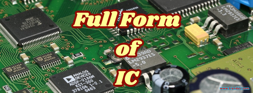 Full Form of IC