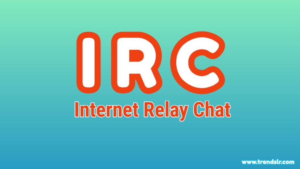 Full Form of IRC
