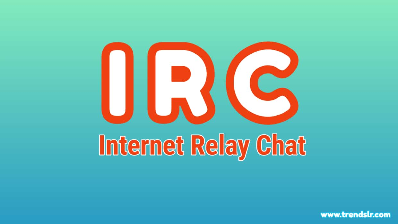 Full Form of IRC