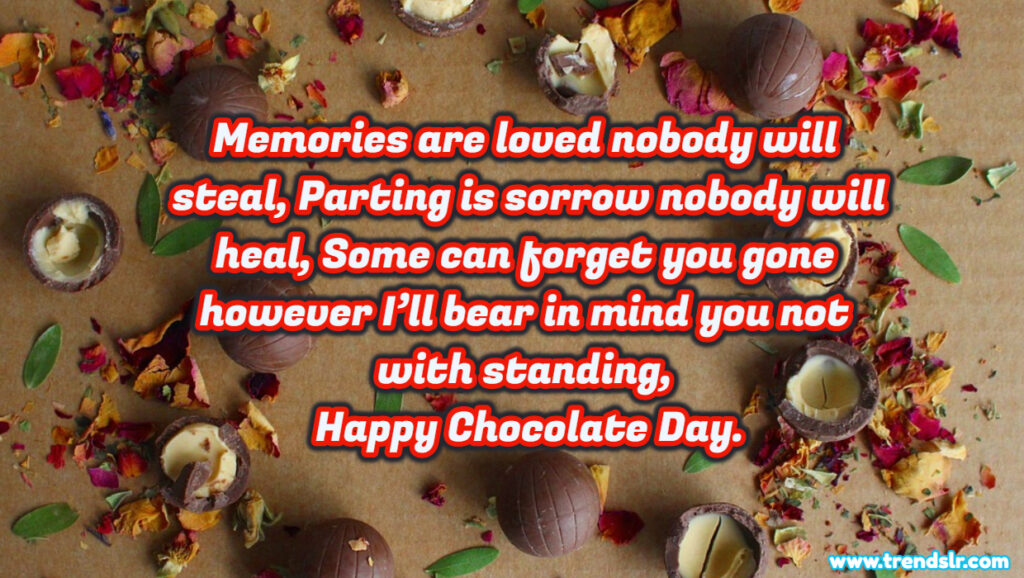 Happy Chocolate Day Text Messages