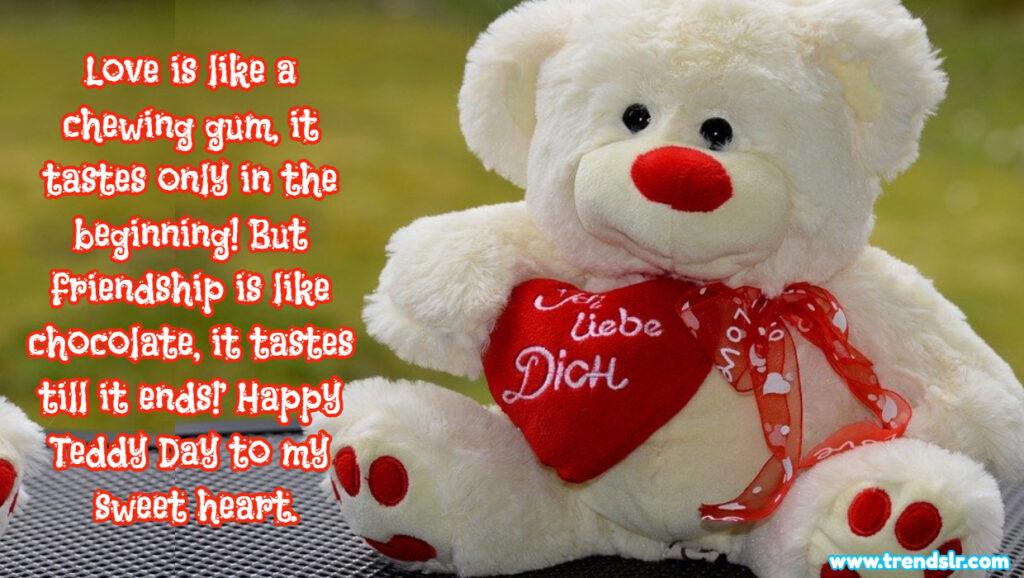 Happy Teddybear Day Images