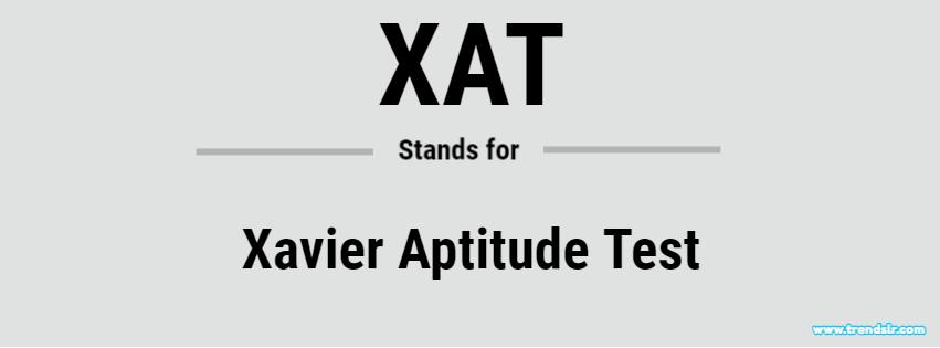 Full Form of XAT