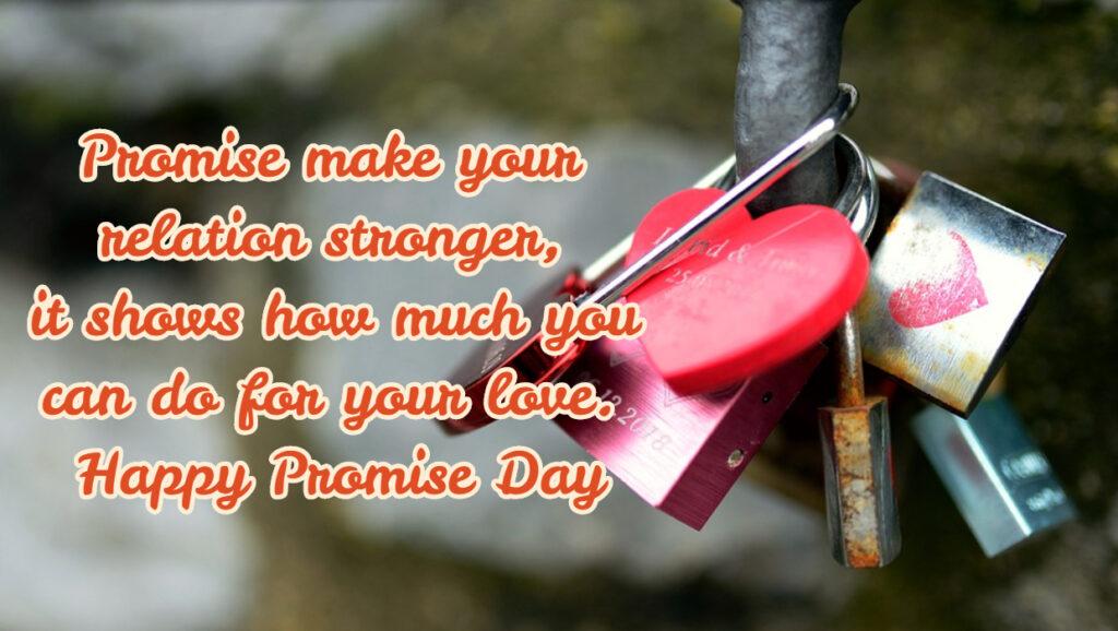 promise day kab hai