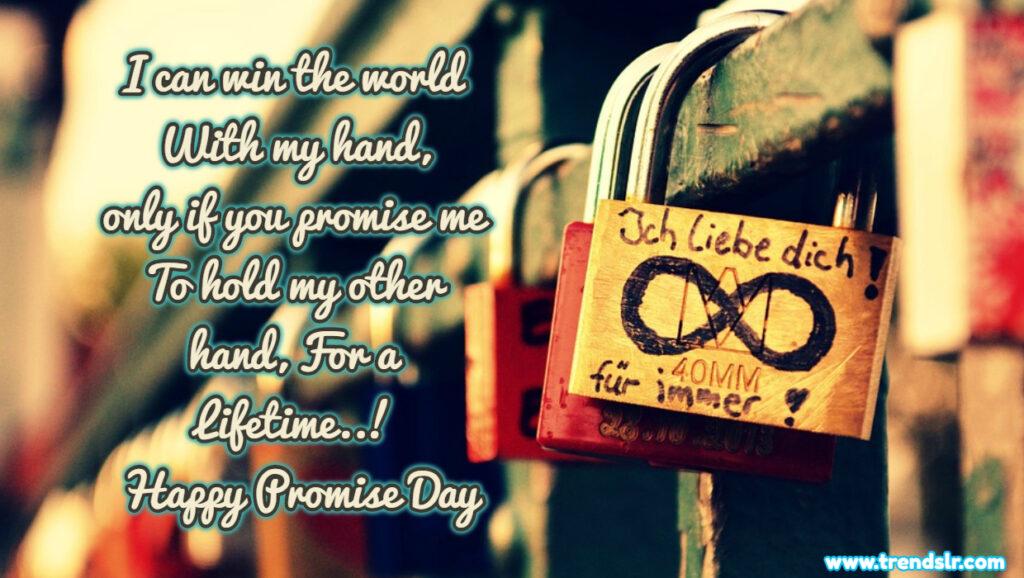 promise shayari for girlfriend