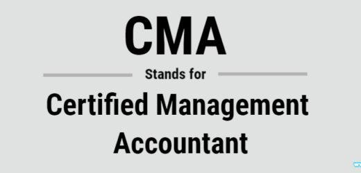 Full Form of CMA – Exam Details – ICAI-IMA Membership