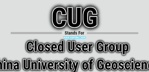 Full Form of CUG