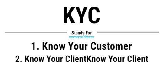 Full Form of KYC