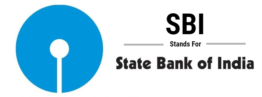 Full Form of SBI