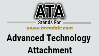 Full Form of ATA