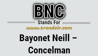 Full Form of BNC