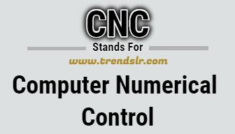 Full Form of CNC