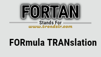 Full Form of FORTRAN