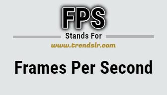 Full Form of FPS
