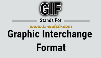 Full Form of GIF