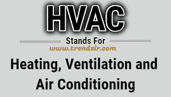 Full Form of HVAC