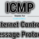 Full Form of ICMP