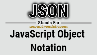 Full Form of JSON