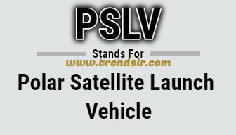 Full Form of PSLV