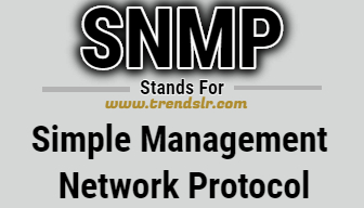 Full Form of SNMP