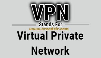 Full Form of VPN