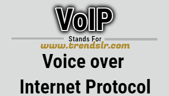 Full Form of VoIP