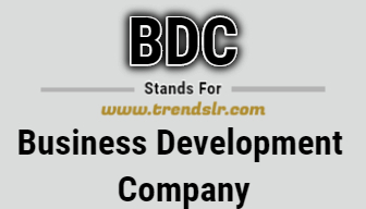 Full Form of BDC