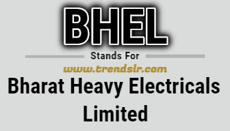Full Form of BHEL