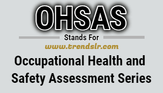 Full Form of OHSAS