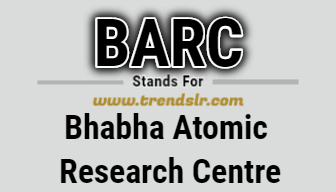 Full Form of BARC
