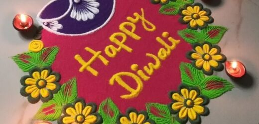 Top 10 Rangoli Designs For Diwali – Traditional Rangoli Patterns